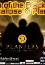 Invasion of the Balck Angels – Apocalipsa în Club Planters din Bucureşti