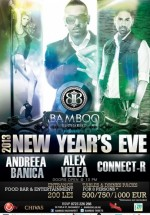 New Year's Eve 2013 în Club Bamboo din Bucureşti