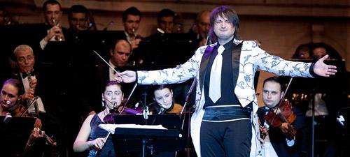 CONCURS: Câştigă invitaţii la Crăciun Vienez cu Edvin Marton de la Bucureşti