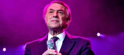 CONCURS: Câştigă invitaţii la concertul lui Salvatore Adamo de la Bucureşti