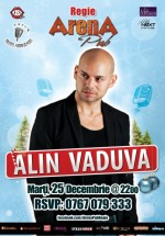 Concert de Crăciun Alin Văduva & Band în Arena Pub din Bucureşti