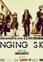 Concert Changing Skins în Kulturhaus din Bucureşti
