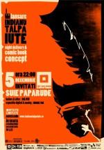 Concert Şuie Paparude în Kulturhaus din Bucureşti