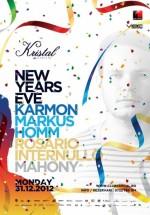 Karmon, Markus Homm, Rosario Internullo şi Mahony în Kristal Club din Bucureşti