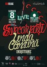 Concert Subcarpaţi în Club Midi din Cluj-Napoca