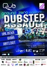 Dubstep Assault în Qub Club din Bucureşti