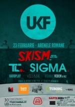 UKF cu SKisM, Sigma & TC la Arenele Romane din Bucureşti (CONCURS)