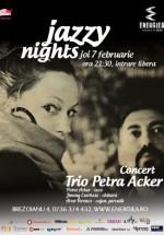 Concert Trio Petra Acker în Energiea din Bucureşti