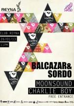 Balcazar & Sordo în Reyna Club din Bucureşti