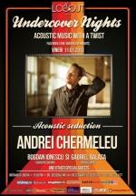 Concert Andrei Chermeleu în Log Out Cafe din Bucureşti
