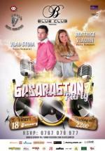 Concert Vlad Stoia şi Beatrice Vlădan în Blue Club din Bucureşti