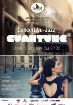 Cuantune în Godot Cafe-Teatru din Bucureşti