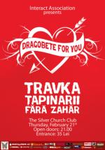 Concert Dragobete for You în The Silver Church din Bucureşti