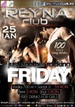 Just another rocking Friday în Reyna Club din Bucureşti
