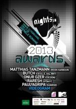 Nights.ro Awards 2013 la Arenele Romane din Bucureşti