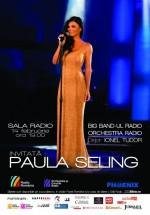 Concert de Valentine's Day Paula Seling la Sala Radio din Bucureşti