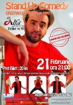 Stand-Up Comedy în Alfa Caffe & Club din Cluj-Napoca