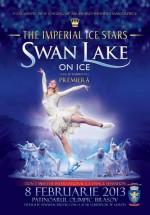 Lacul Lebedelor (The Imperial Ice Stars) la Braşov