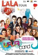 Turneu naţional LaLa Band – LaLa Love Tour 2013