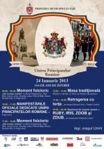 Ziua Unirii Principatelor 2013 la Cluj-Napoca
