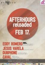 Eddy Romero, Jesus Varela şi Dubphone în Barocco Bar din Bucureşti