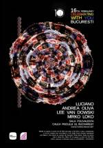 Cadenza Night cu Luciano la Sala Polivalentă din Bucureşti
