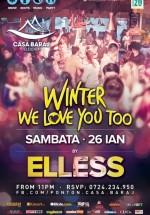Winter We Love You Too la Telescaun Casa Baraj din Crivaia