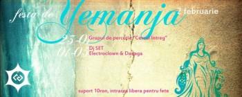 Festa de Yemanja în La Gazette din Cluj-Napoca
