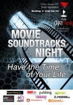 Movie Soundtracks Night în Chat Noir din Bucureşti