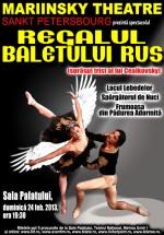 Regalul Baletului Rus la Sala Palatului din Bucureşti