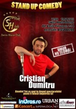 Stand-Up Comedy în Swiss House Lounge din Timişoara