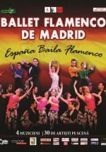Turneu naţional Ballet Flamenco de Madrid – ANULAT