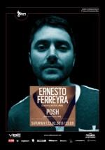 Enersto Ferreyra în Studio Martin din Bucureşti