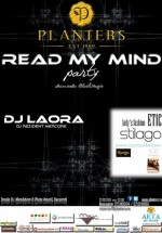 Read My Mind Website Launch Party în Club Planters din Bucureşti