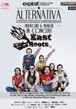 Concert East Roots în Club Expirat din Bucureşti