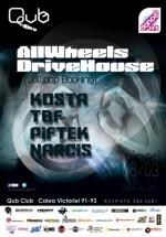 Kosta, TBF, Piftek şi Narcis în Qub Club din Bucureşti
