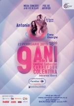 Concert Elena Gheorghe, Antonia, DJ Rynno & Sylvia la Carrefour Colentina din Bucureşti