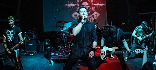 POZE: METALHEAD Awards 2012 în The Silver Church
