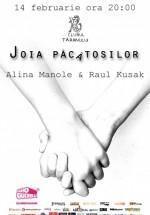 Alina Manole & Raul Kusak la Clubul Ţăranului din Bucureşti