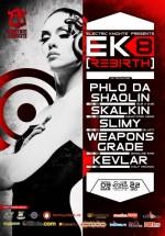 Electric kNights – Rebirth în Club Razna din Bucureşti