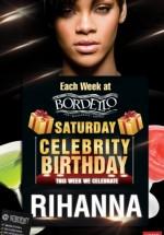 Celebrity Party – Rihanna în Bordello's din Bucureşti