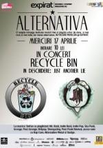 Concert Recycle Bin în Club Expirat din Bucureşti