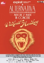 Concert Violent Monkey în Club Expirat din Bucureşti