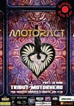 Concert MotorACT în Reschitza Rock Cafe din Reşiţa