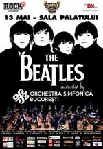 The Beatles interpreted by Bucharest Symphony Orchestra la Sala Palatului (CONCURS)