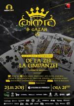 """Lansare album Chimie – """"De la zei la cimpanzei"""" în Atelierul de Producţie"""