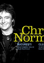 "Concert Chris Norman la Sala Sporturilor ""Horia Demian"" din Cluj-Napoca"