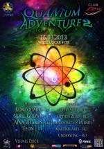 Quantum Adventure 2 în Club Flow din Bucureşti