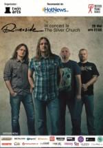 Concert Riverside în The Silver Church din Bucureşti