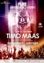 Timo Maas la Cluj Arena din Cluj-Napoca